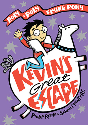 Kevin's Great Escape cover