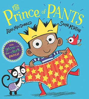 Prince of Pants Cover