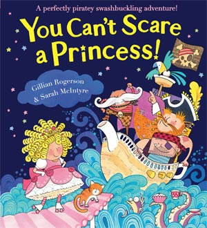 You Can't Scare a Princess Cover
