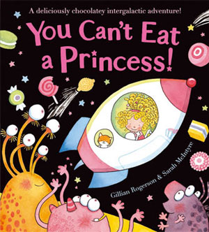 You Can't Eat a Princess Cover