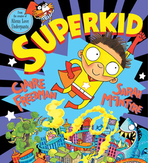 Superkid Cover