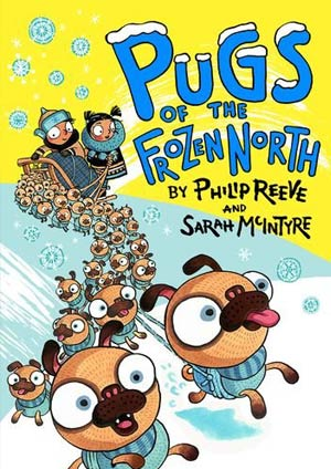 Pugs of the Frozen North Cover